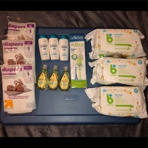 Baby Essentials Bundle